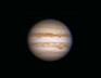 jupiter with red spot